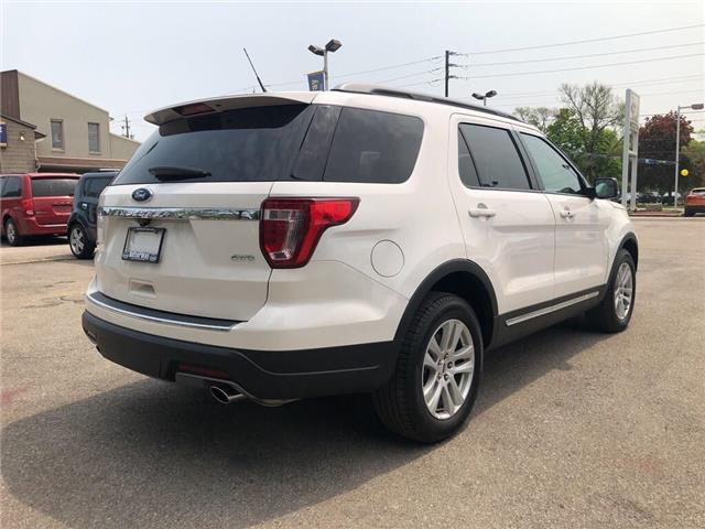 2018 Ford Explorer XLT| AWD| Navi| Backup Cam| Leather| Sunroof (Stk: 5280) in Stoney Creek - Image 5 of 18