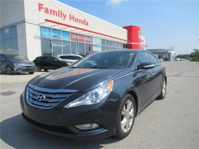 2011 Hyundai Sonata Limited, LEATHER, HEAT SEATS (Stk: 9506342A) in Brampton - Image 1 of 15