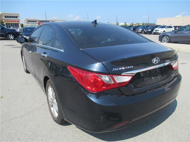 2011 Hyundai Sonata Limited, LEATHER, HEAT SEATS (Stk: 9506342A) in Brampton - Image 2 of 15