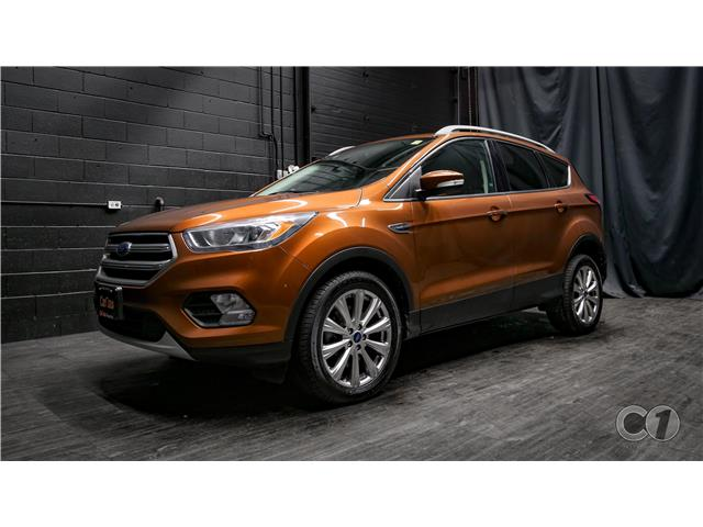 2017 Ford Escape Titanium (Stk: CT19-276) in Kingston - Image 2 of 35