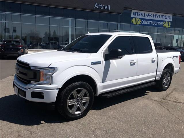 2018 Ford F-150 XLT SPORT (Stk: 1FTEW1) in Brampton - Image 2 of 21