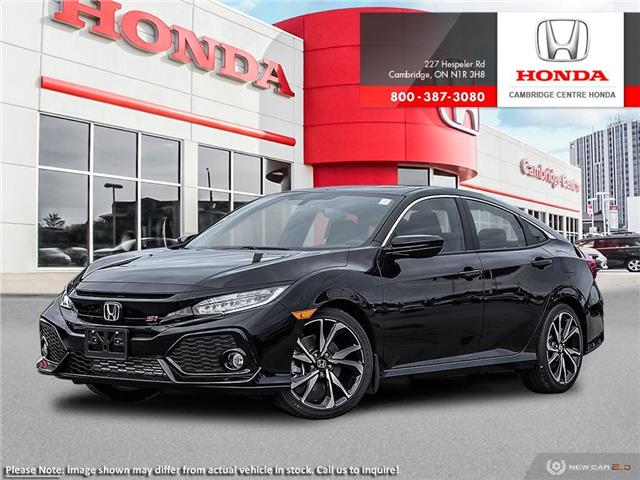 2019 Honda Civic Si Base (Stk: 19983) in Cambridge - Image 1 of 24