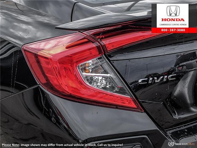 2019 Honda Civic Si Base (Stk: 19983) in Cambridge - Image 11 of 24