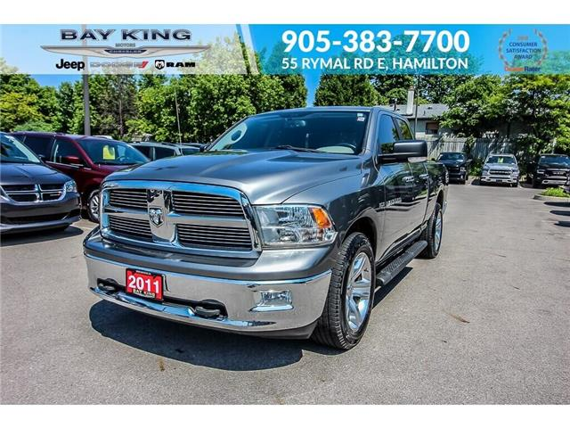 2011 Dodge Ram 1500  (Stk: 197613B) in Hamilton - Image 1 of 24