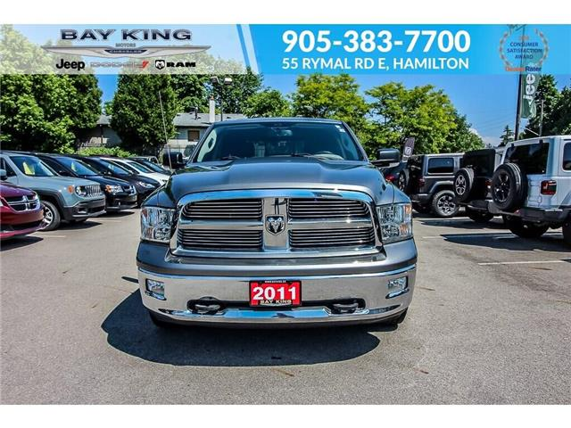 2011 Dodge Ram 1500  (Stk: 197613B) in Hamilton - Image 2 of 24