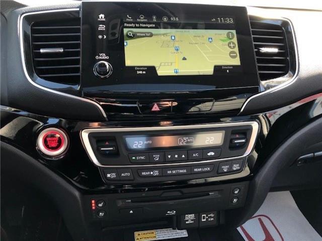2019 Honda Pilot Touring (Stk: K1098) in Georgetown - Image 6 of 13