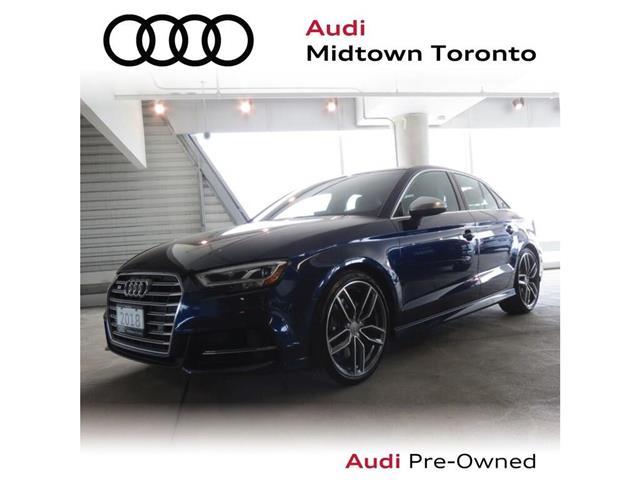 2018 Audi S3 2.0T Progressiv (Stk: P7256) in Toronto - Image 1 of 26