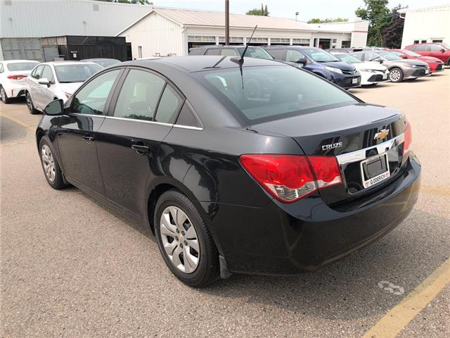 2013 Chevrolet Cruze LT Turbo (Stk: U14219) in Goderich - Image 2 of 16