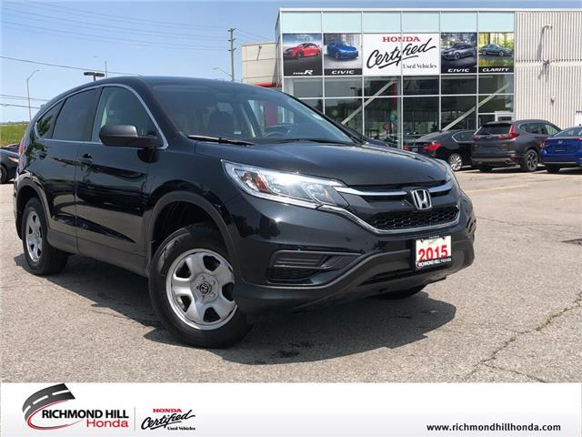 2015 Honda CR-V LX (Stk: 190687P) in Richmond Hill - Image 1 of 17