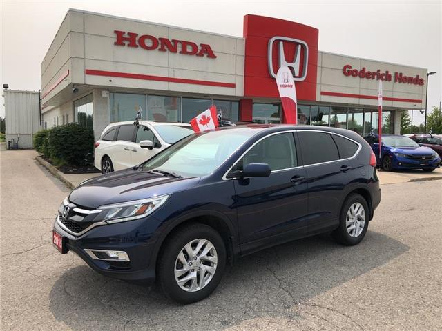 2015 Honda CR-V EX (Stk: U08419) in Goderich - Image 1 of 17