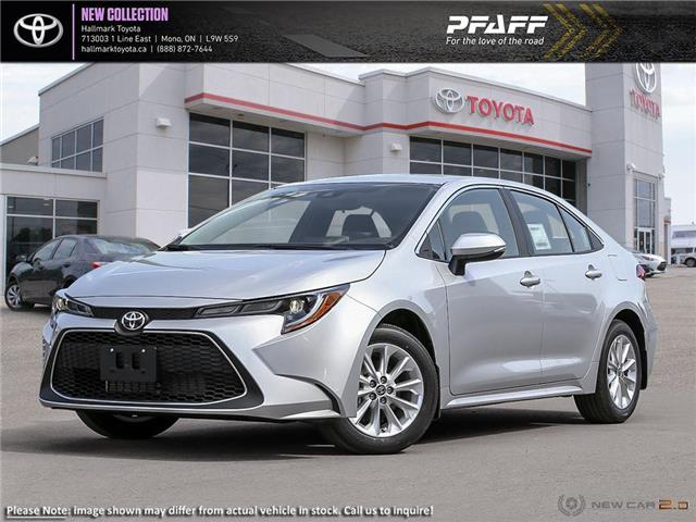 2020 Toyota Corolla 4-door Sedan XLE CVT (Stk: H20058) in Orangeville - Image 1 of 24