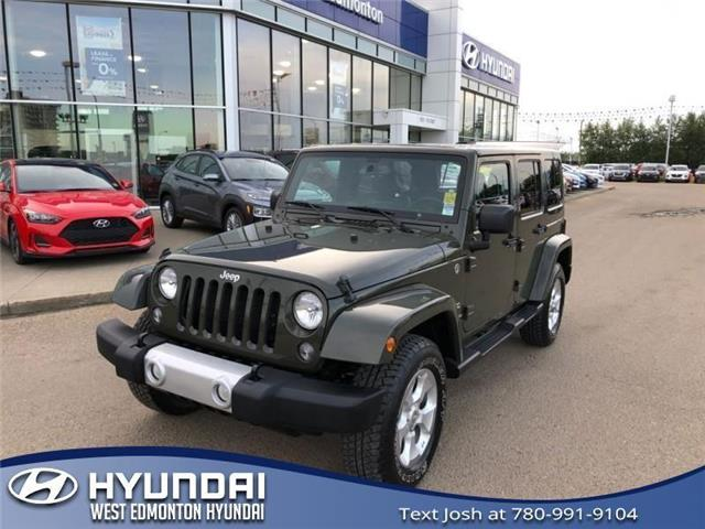 2015 Jeep Wrangler Unlimited Sahara (Stk: 96340A) in Edmonton - Image 2 of 20