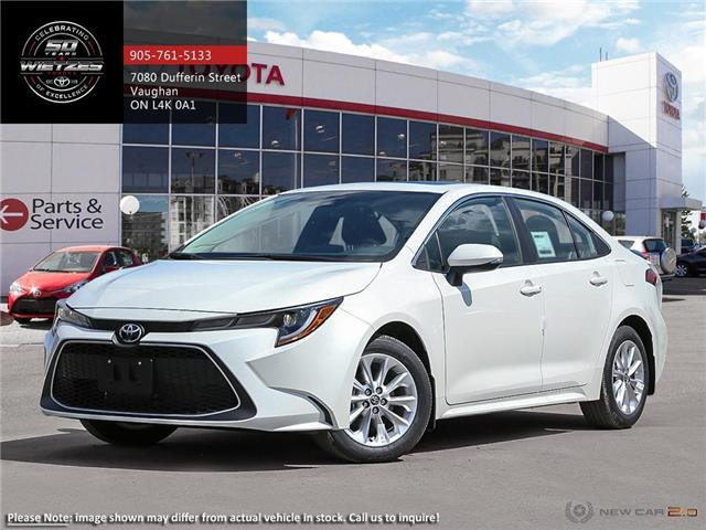 2020 Toyota Corolla XLE (Stk: 68557) in Vaughan - Image 1 of 24