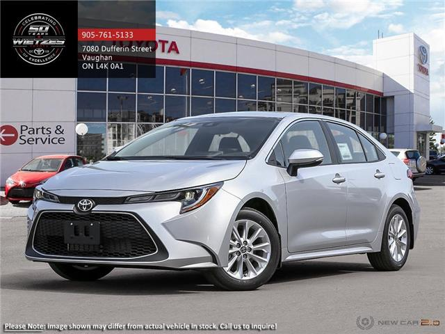 2020 Toyota Corolla XLE (Stk: 68771) in Vaughan - Image 1 of 24