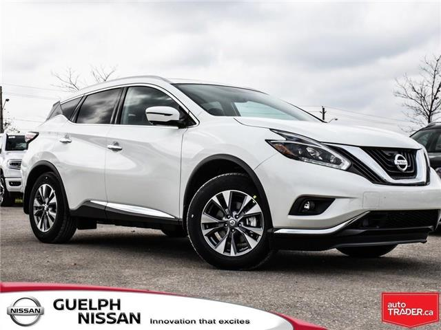 2018 Nissan Murano  (Stk: N19785) in Guelph - Image 1 of 21