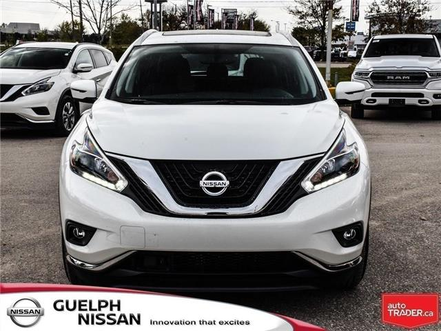 2018 Nissan Murano  (Stk: N19785) in Guelph - Image 2 of 21