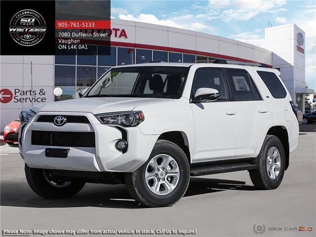 2019 Toyota 4Runner Base (Stk: 69088) in Vaughan - Image 1 of 25