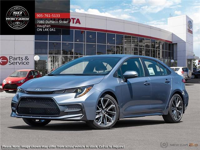 2020 Toyota Corolla XSE (Stk: 68642) in Vaughan - Image 1 of 24