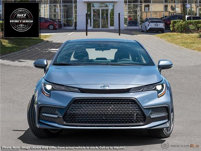 2020 Toyota Corolla XSE (Stk: 68642) in Vaughan - Image 2 of 24