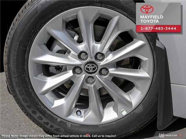 2020 Toyota Corolla XLE (Stk: M000017) in Edmonton - Image 8 of 24