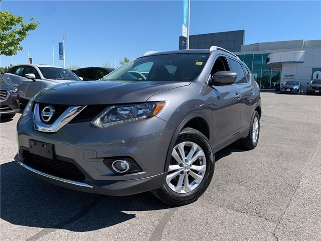 2016 Nissan Rogue SV (Stk: 10556A) in Ottawa - Image 1 of 24