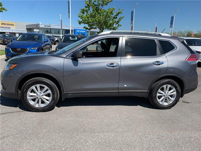 2016 Nissan Rogue SV (Stk: 10556A) in Ottawa - Image 3 of 24