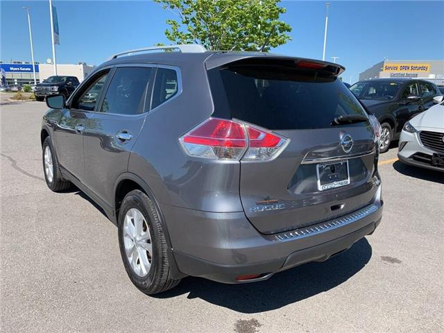 2016 Nissan Rogue SV (Stk: 10556A) in Ottawa - Image 4 of 24