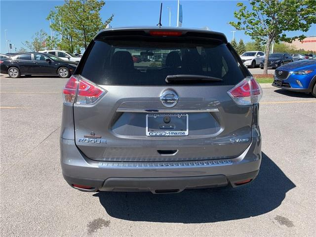 2016 Nissan Rogue SV (Stk: 10556A) in Ottawa - Image 5 of 24