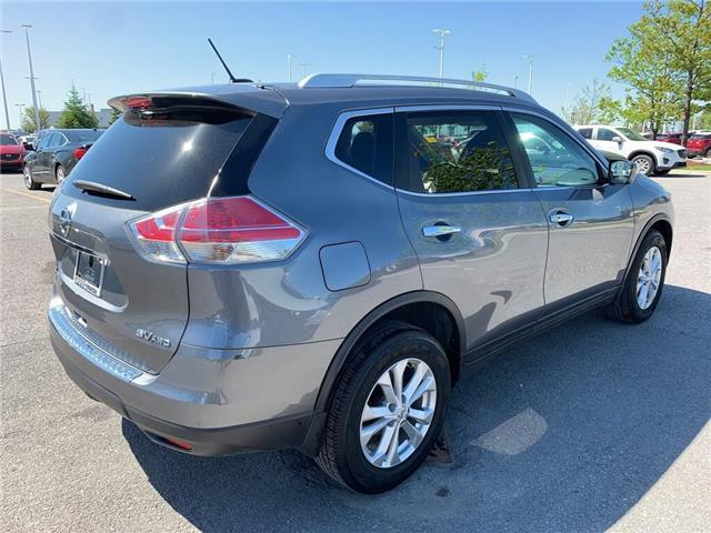 2016 Nissan Rogue SV (Stk: 10556A) in Ottawa - Image 6 of 24