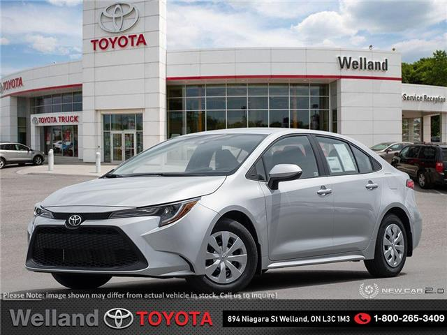 2020 Toyota Corolla L (Stk: COR6547) in Welland - Image 1 of 24
