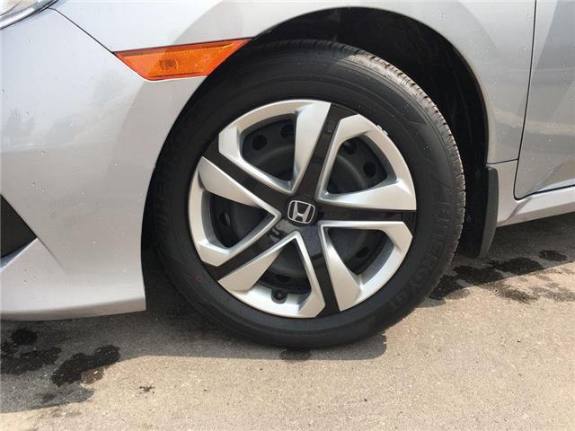 2016 Honda Civic Sedan LX ULTRA LOW KMS BLUETOOTH, HEATED SEATS, BACK UP  (Stk: 44207A) in Brampton - Image 2 of 24