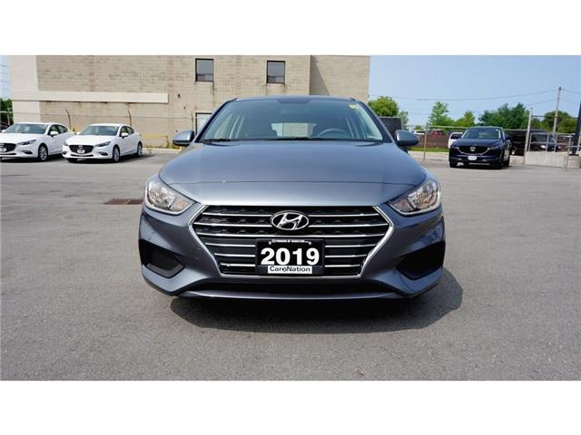2019 Hyundai Accent  (Stk: DR148) in Hamilton - Image 3 of 35