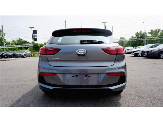 2019 Hyundai Accent  (Stk: DR148) in Hamilton - Image 7 of 35