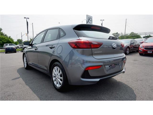 2019 Hyundai Accent  (Stk: DR148) in Hamilton - Image 8 of 35