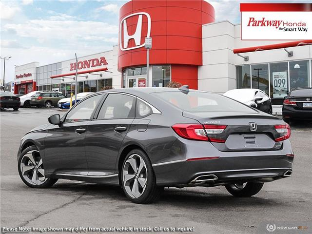 2019 Honda Accord Touring 1.5T (Stk: 928107) in North York - Image 4 of 23