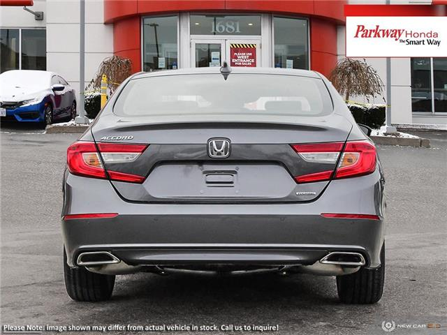 2019 Honda Accord Touring 1.5T (Stk: 928107) in North York - Image 5 of 23