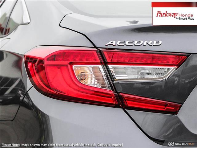 2019 Honda Accord Touring 1.5T (Stk: 928107) in North York - Image 11 of 23