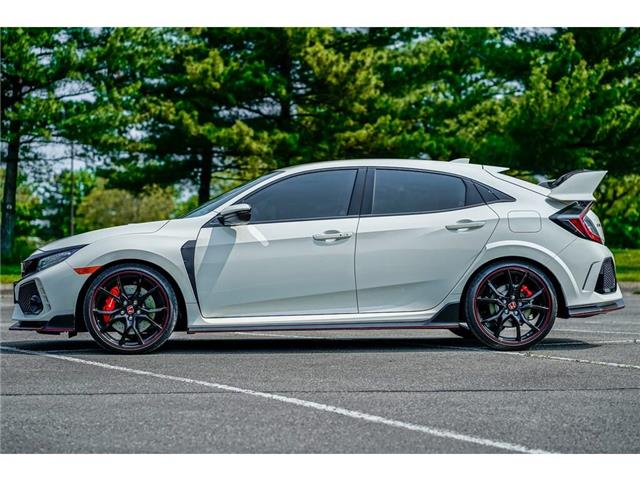 2018 Honda Civic Type R Base (Stk: T6705) in Niagara Falls - Image 5 of 14
