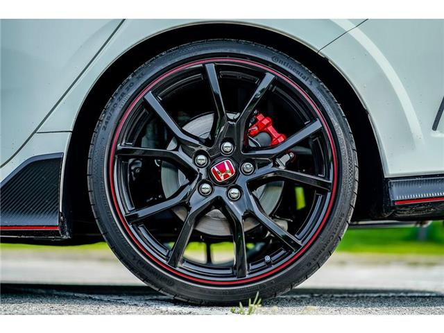 2018 Honda Civic Type R Base (Stk: T6705) in Niagara Falls - Image 9 of 14
