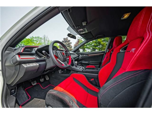 2018 Honda Civic Type R Base (Stk: T6705) in Niagara Falls - Image 10 of 14