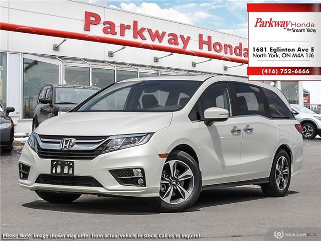 2019 Honda Odyssey EX (Stk: 922153) in North York - Image 1 of 23