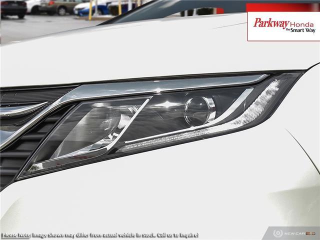 2019 Honda Odyssey EX (Stk: 922153) in North York - Image 10 of 23