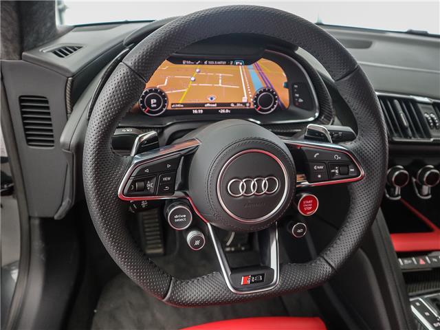 2018 Audi R8 5.2 V10 plus (Stk: 181717) in Toronto - Image 12 of 28