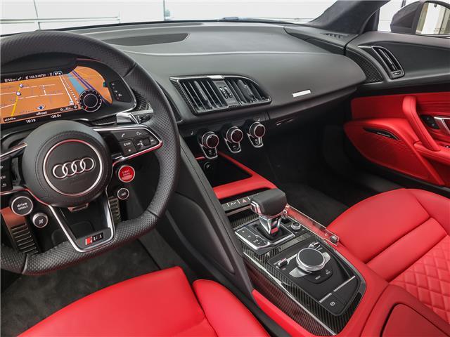 2018 Audi R8 5.2 V10 plus (Stk: 181717) in Toronto - Image 13 of 28