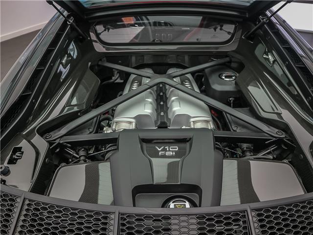 2018 Audi R8 5.2 V10 plus (Stk: 181717) in Toronto - Image 18 of 28
