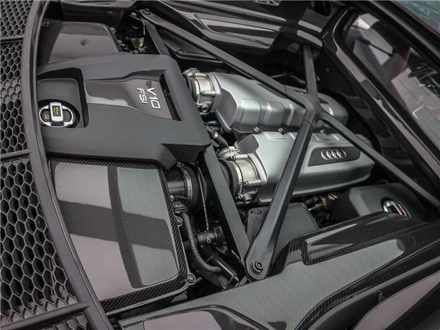 2018 Audi R8 5.2 V10 plus (Stk: 181717) in Toronto - Image 19 of 28