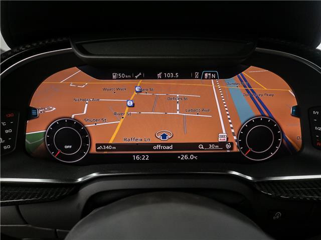 2018 Audi R8 5.2 V10 plus (Stk: 181717) in Toronto - Image 23 of 28