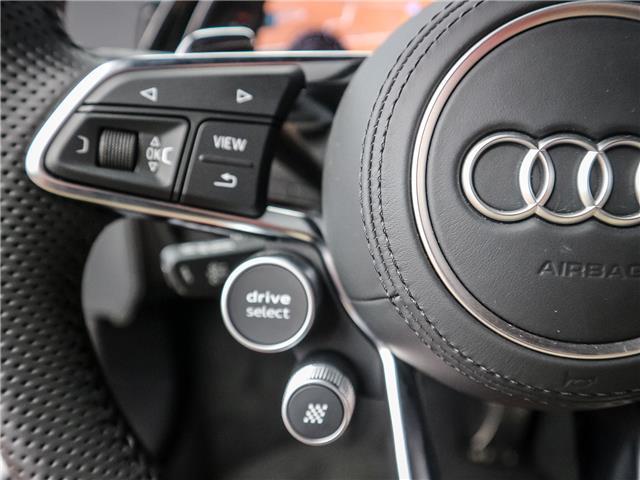 2018 Audi R8 5.2 V10 plus (Stk: 181717) in Toronto - Image 24 of 28