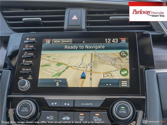 2019 Honda Civic Touring (Stk: 929568) in North York - Image 18 of 23