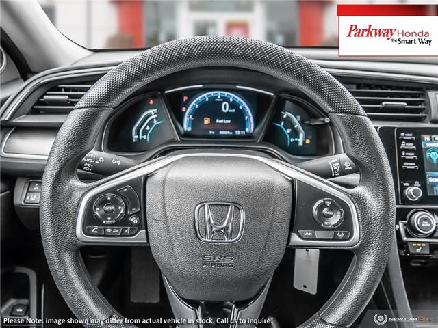 2019 Honda Civic LX (Stk: 929522) in North York - Image 13 of 22